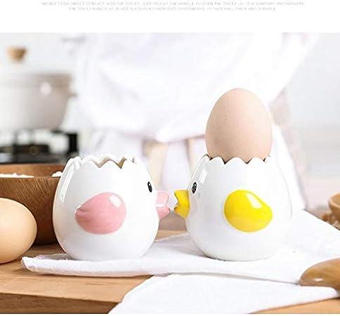 Compra LOWW Separador de huevos, separador de huevos creativo ...