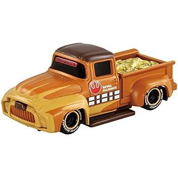 Takara Tomy Tomica SC-04 Disney Star Wars Star Cars Boba Fett TR5000B Japan*