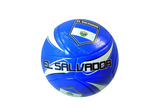 El Salvador Authentic Official Licensed Soccer Ball