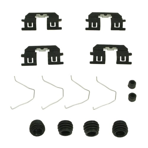 Arnley Disc Brake Beck - Beck Arnley 084-1787 Disc Brake Hardware Kit