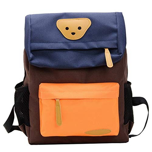 SUNyongsh 2019 Children School Bag New Boys And Girls Backpack Students Shoulder Bag (Best Ballistic Helmet 2019)