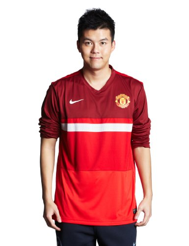 Nike Manu LS Prematch Top II (Mens)