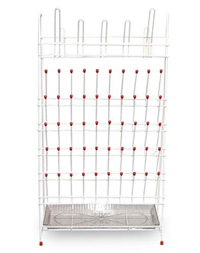 Goldleaf Scientific ACC055DR Economy Drying Rack for Laboratory Glassware