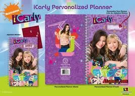 icarly-personalized-deluxe-planner-with-bonus-stickers