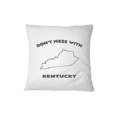 Don'T Mess With Kentucky Sofa Bed Home Decor Pillow Cover