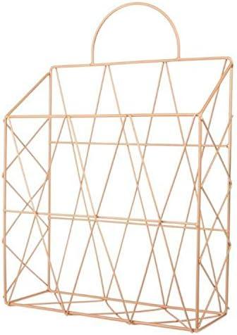 [해외]File Folder Frames Nordic Style Magazine Holder File Book Rack Desktop Hanging Shelf(Black) (Color : Gold) / File Folder Frames Nordic Style Magazine Holder File Book Rack Desktop Hanging Shelf(Black) (Color : Gold)