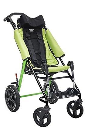 poussette canne handicap