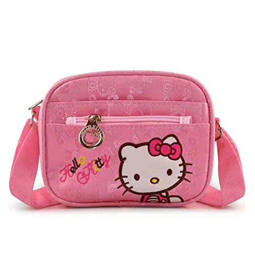 Hello Kitty Bag, Hello Kitty Purse for Girls-Pink