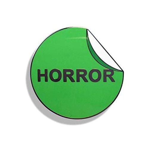 Creepy Co. VHS Horror Label Enamel Pin (Vhs Pin)