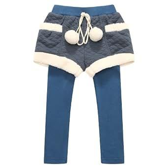 Richie House Girls' Leggings with Shorts RH0902-B-1/2