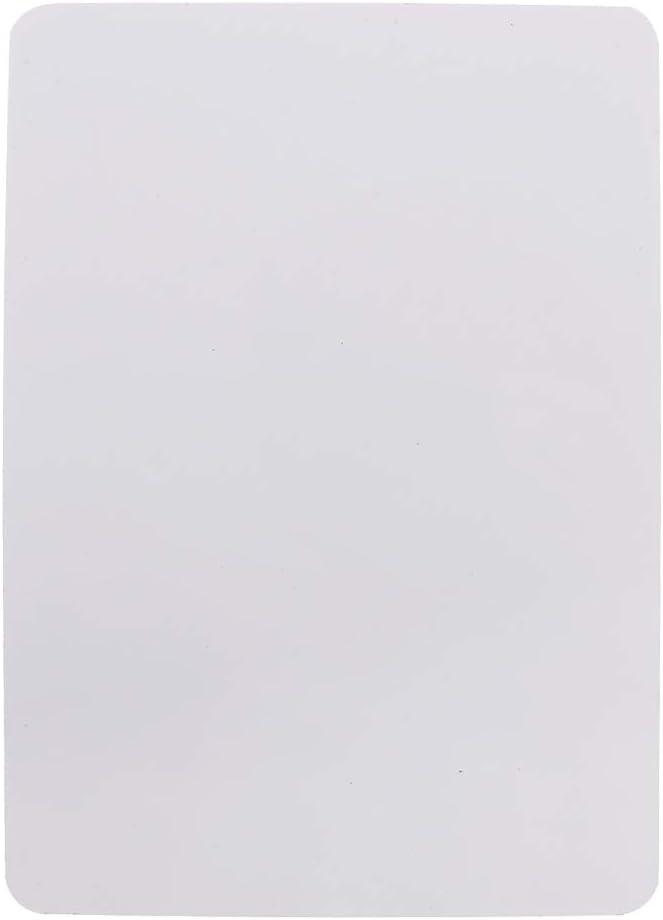 MB-LANHUA A5 Whiteboard-Aufkleber Magnetischer Whiteboard-K/ühlschrank Zeichnung Aufzeichnung Message Board K/ühlschrank Memo Pad 210x150mm