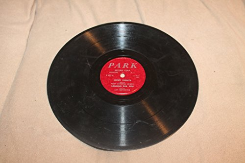 Sweet Violets - Looking for You B/W Lovliest Night of the Year - Castle Rock 78 Record (Park Ray Ross)