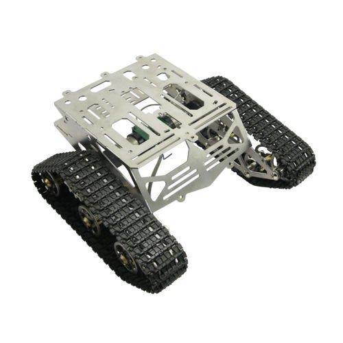 tracks robot - 7