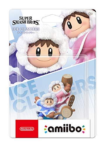 amiibo アイスクライマー(大乱闘スマッシュブラザーズシリーズ)の商品画像
