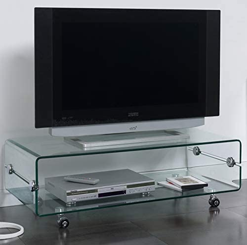 Kasalinea – Mueble para TV (Cristal Transparente, Design Candy ...