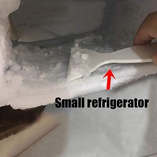 MSTEKI Set of 3 Plastic Refrigerator Ice Shovel Ice Scraper Snow Remover Cleaning Freezer Frost Shovel Ice Remover Scoop