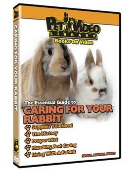 Caring For Your Small Pet DVD Rabbit