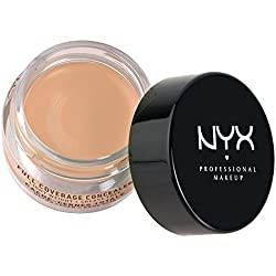 NYX Cosmetics Concealer Jar, Medium, 0.21 Ounce
