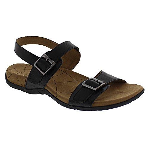 Sanita Clogs Kvinders Candace Sandal Sort 2 Abeu5UPd8