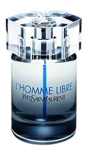 Yves Saint Laurent L'Homme Libre Men Edt Spray, 1.3 Ounce ()