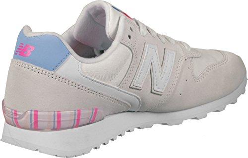 Beige Mujer Wr996 Deporte Balance Zapatos New para xfTF0wU