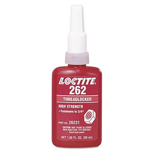 Loctite 26231 High Strength Threadlocker Bottle product image