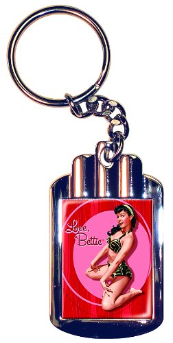 Dark Horse Deluxe Bettie Page Cherry Red -