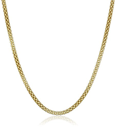 Sterling-Silver-Popcorn-Chain-Necklace