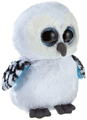 TY Beanie Boos - SPELLS the White Owl