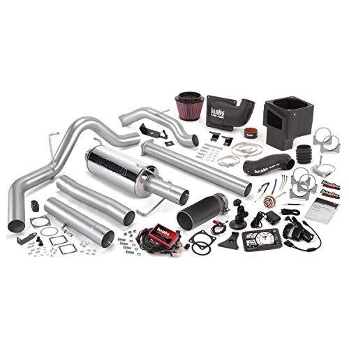 Banks Power 46088-B Six-Gun Bundle Exhaust System Kit Fits Ram 2500 Ram 3500 ()