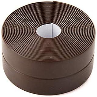 Wangc - Cinta adhesiva de 3,2 m para sellado de pared impermeable con cinta