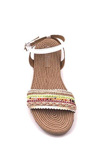 CHIC NANA - Zapatos de Punta Descubierta Mujer blanco