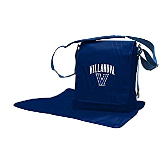 Lil Fan NCAA College Collection Diaper Messenger Bag, Villanova