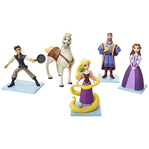 Disney Tangled The Series Figure Set ()