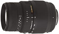 The built-in motor allows autofocus with all Nikon digital ameras. These lenses incorporate a macro feature with aximum magnification 1:2 at the 300mm focal length. It is suitable for various types of shooting conditions. This telephoto lens ...