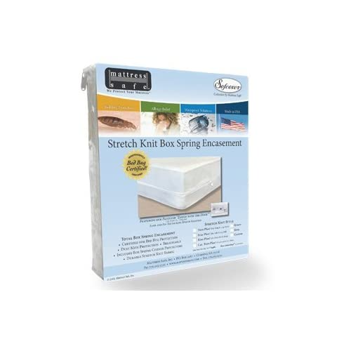 """Nice KleenCover 9"""" Stretch Knit Box Spring Encasement (King Plus+) free shipping"""