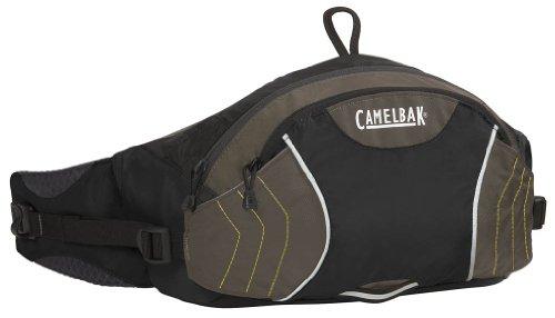 Camelbak FlashFlo LR 50 oz Hydration Pack, Black/Dark Gull Grey, Outdoor Stuffs