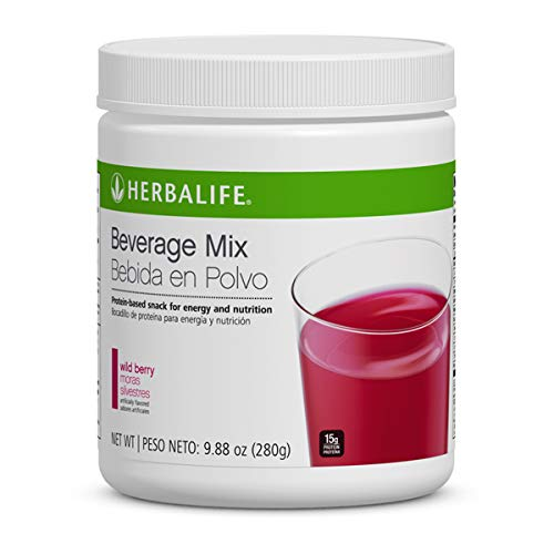 herbalife wild berry mix - 4
