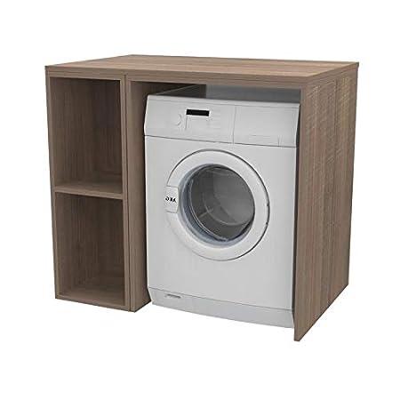 Ve.ca. Riga - Mueble de lavandería de 105 cm, de madera, para ...