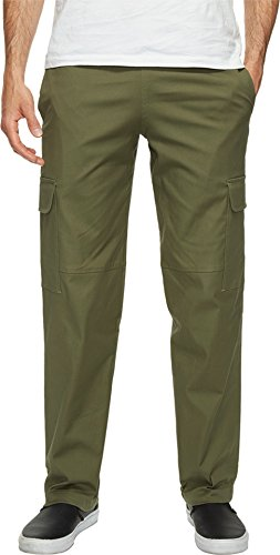 Independence Day Clothing Co Unisex Signature Cargo Pants - Reversible Front/Back Olive Green Pants Reversible Cargo Pants