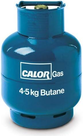 IGT Gas butano Regulador con manómetro para calor 4,5 kg Dumpy 5Y garantía