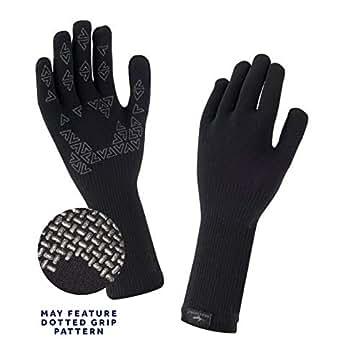 Sealskinz Ultra Grip Gauntlet Gloves Small Black