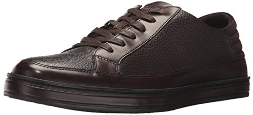 Kenneth Cole New York Men's Brand Stand Sneaker, Brown, 9.5 M US by Kenneth Cole New York