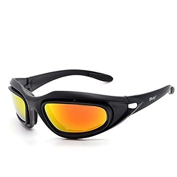 Gafas de Sol de Exterior Daisy C5 Gafas de Sol polarizadas visión Nocturna a Prueba de