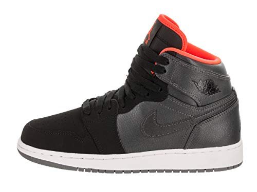 Bg Jordan 1 Hmtt Orng Retro Pour blk Basketball Noir Garon mtlc Gry Chaussures Orange High cl Nike Hypr Gris Air De TXIzq8