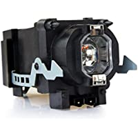 Ahlights XL-2400 Replacement Lamp with Housing For Sony TVs