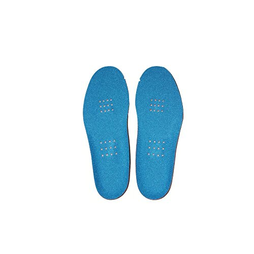 Salud Bamboo Charcoal Deodorant EVA Plantillas Bamboo Charcoal Transpirable Olor Desodorante Deportes Plantillas Blue 1Pair