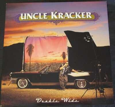 Uncle Kracker - Double Wide (Double Sided Poster / Flat)