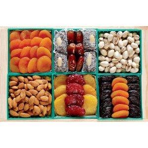 Kosher Sympathy Healthy Fruit & Nut Crate