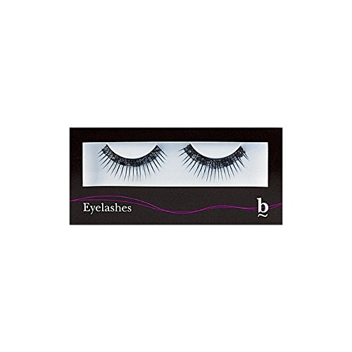Bbrowbar Lattice Strip Lashes (Pack of 6) - 格子ストリップまつげ x6 [並行輸入品] B071V82LQ2